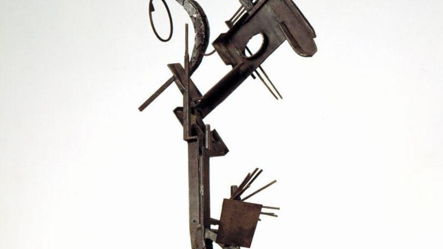 Escultura de Julio González