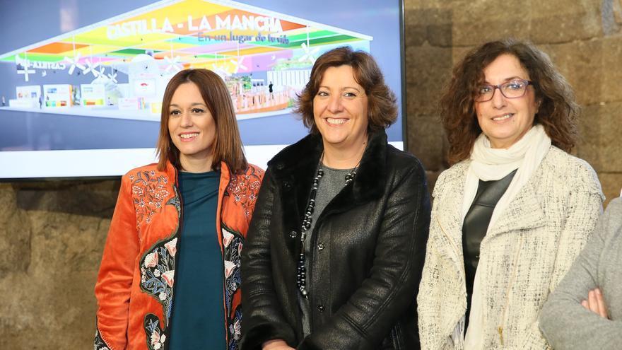 Presentación de las actividades de Castilla-La Mancha en Fitur / JCCM