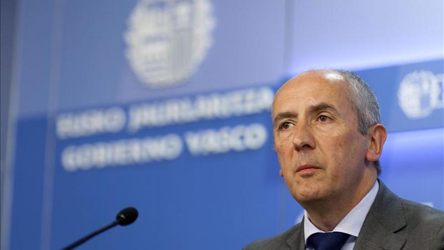 El Gobierno Vasco no irá a la cadena humana pero ve bien que vayan otros partidos