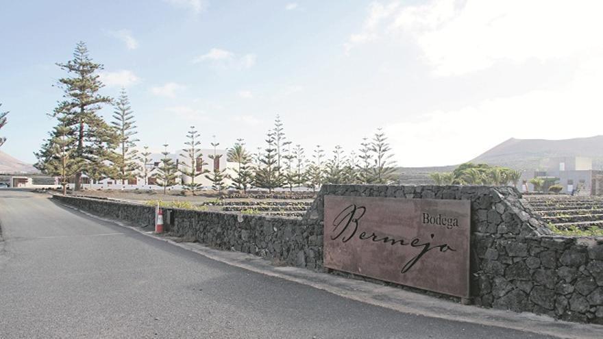 Bodega Bermejo, en el paisaje protegido de La Geria
