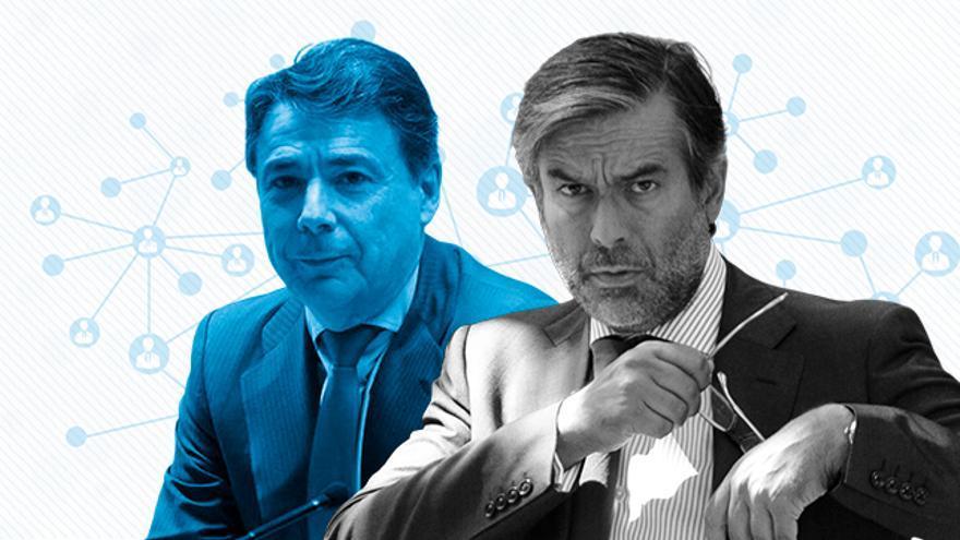 Ignacio González y Enrique López.
