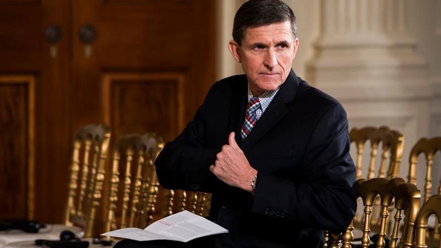 Flynn, exasesor de Trump, ocultó a la Casa Blanca sus ingresos de empresas rusas