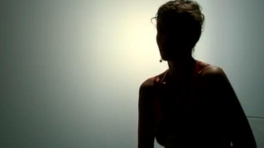 Captura del vídeo sobre el aborto