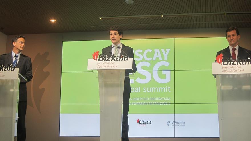 "Diputación promueve la cumbre de inversión responsable 'Biscay ESG Global Summit' que aspira a ser ""referente mundial"""