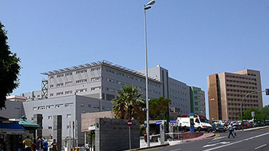 Hospital Universitario Nuestra Señora de la Candelaria. (SCS)
