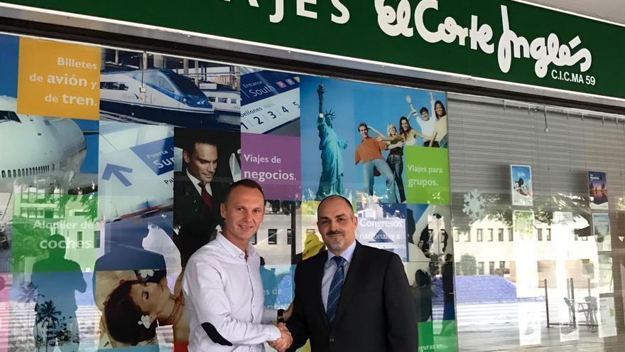 Viajes El Corte Inglés es la agencia líder en el mercado español.