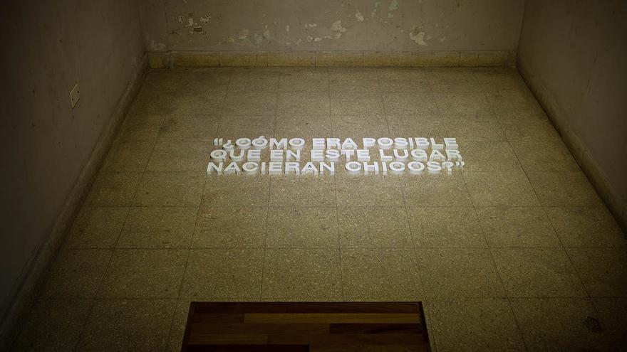 El cuarto de las embarazadas, donde las prisioneras daban a luz los hijos que se apropiaba el régimen.
