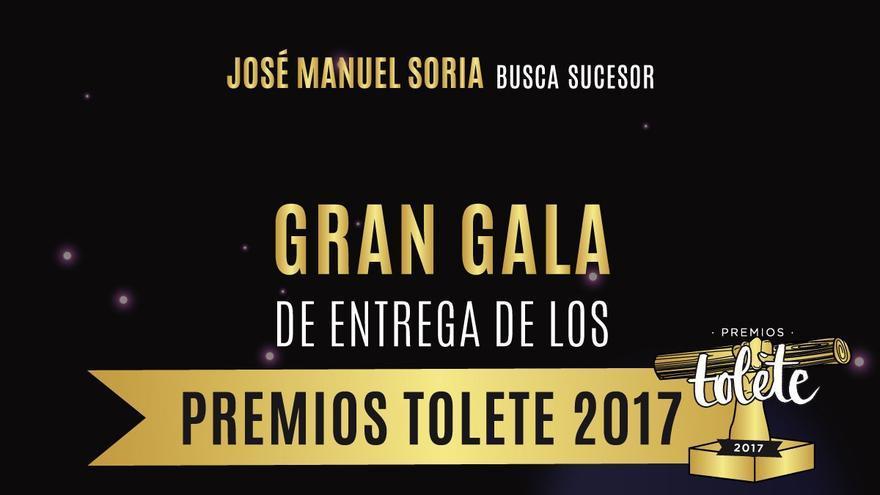 Gala Premios Tolete