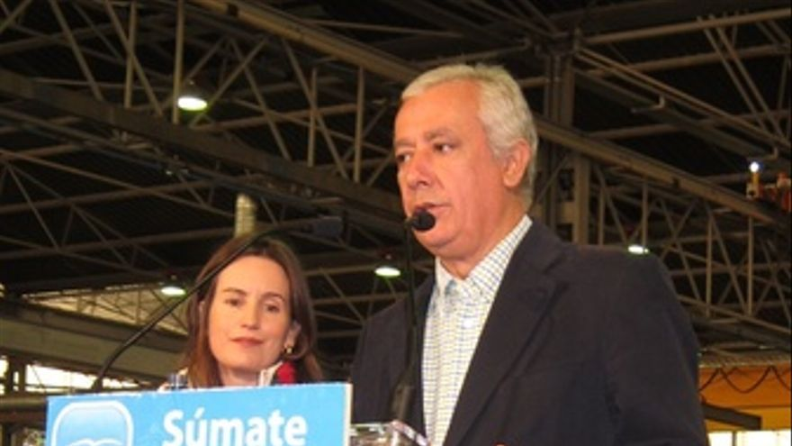 Arenas, En Un Acto De Campaña Electoral Del 20N
