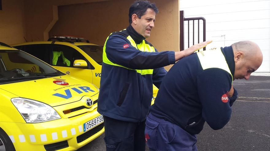 El Servicio de Urgencias Canario explica cómo actuar ante un atragantamiento.