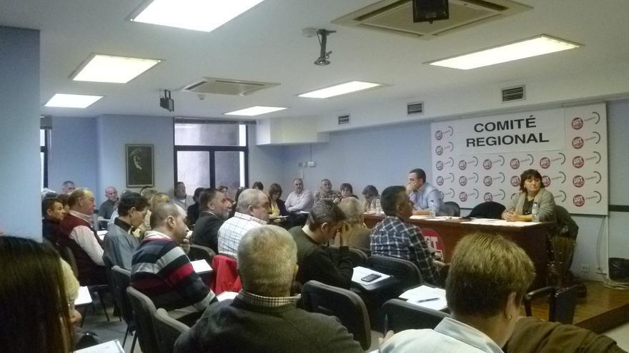 """El Comité Regional de UGT insta a """"impulsar el rechazo social"""" contra el Tratado de Libre Comercio"""