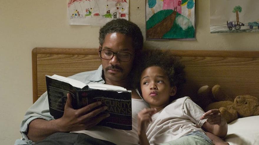 Will y Jaden Smith leen en 'En busca de la felicidad'