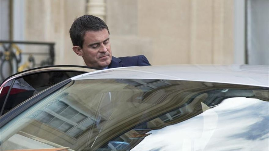 Un 71 por ciento de los franceses quieren que Valls asuma ya la Presidencia del país
