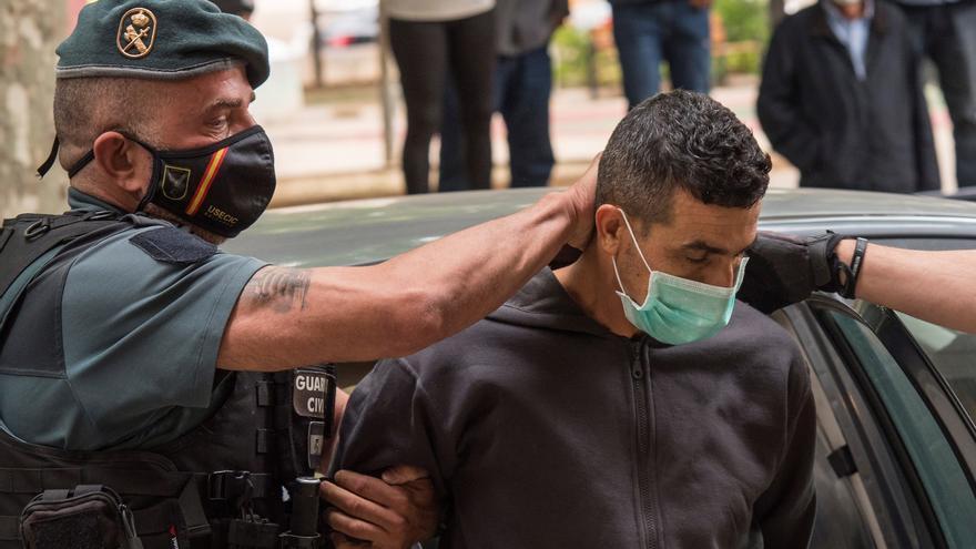 El Juez imputa homicidio y asesinato al detenido por el doble crimen de Mallorca