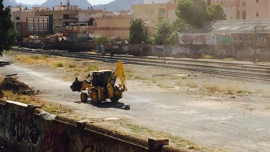Obras AVE Murcia