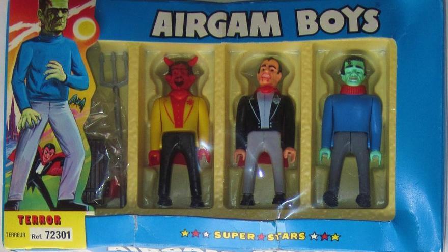 La colección de terror de los Airgam Boys