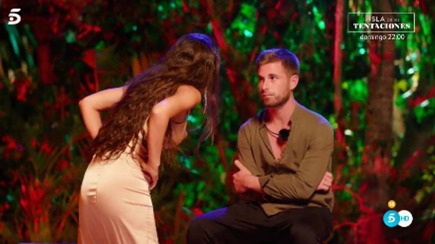 Tom y Melyssa, en su hoguera de confrontación