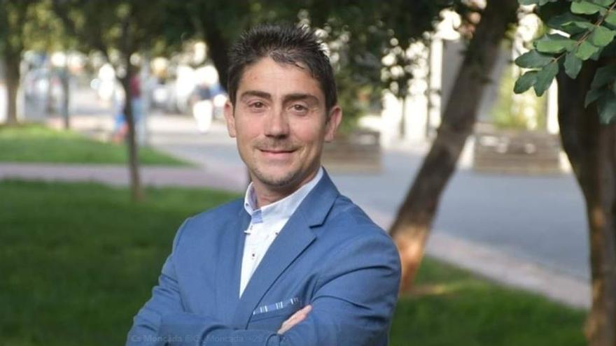 Jesús Gimeno, número 1 de Ciudadanos en Moncada.