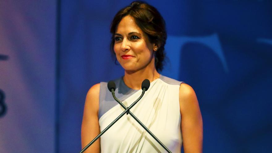 Mara Torres en una imagen de julio
