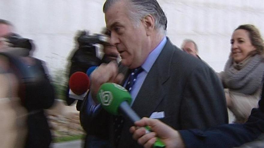 Bárcenas, citado hoy por juez por decir que en cárceles hay palizas a presos