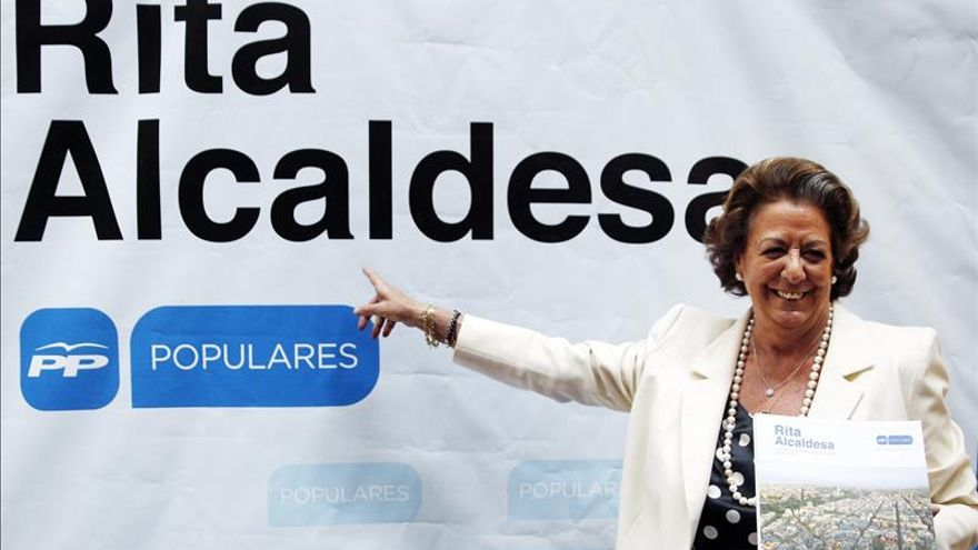 Alcón es destituida cautelarmente como asesora del Ayuntamiento de Valencia