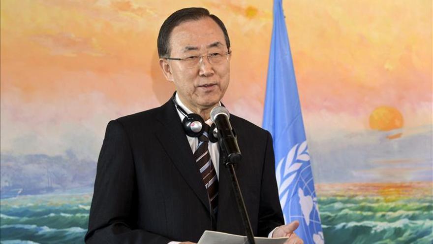Ban celebra el acuerdo sobre la tierra y espera una paz completa
