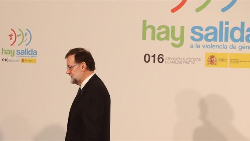 Rajoy: Todos los días del año hay que fomentar la igualdad de género