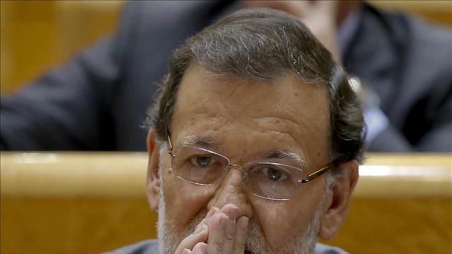 Rajoy regresará al Senado un mes después de pedir perdón por la corrupción