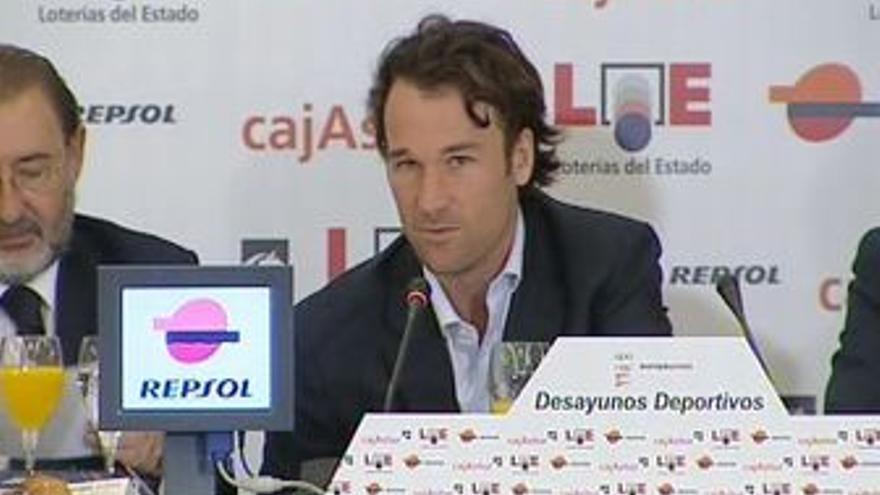 Carlos Moyá habla de su retirada
