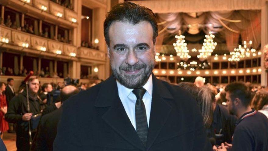 El barítono español Carlos Álvarez no cantará mañana en la Scala de Milán