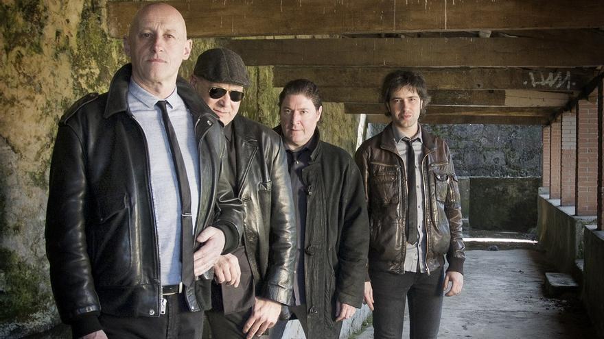 El grupo de rock Ilegales interpretará su álbum 'Rebelión', publicado en septiembre de 2018.