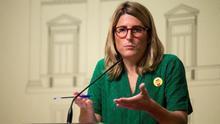 El Govern no se siente afectado por la crisis entre JxCat y ERC en el Parlament