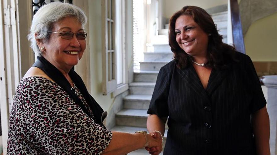 La relatora de la ONU sobre derechos humanos inicia su primera visita oficial a Cuba