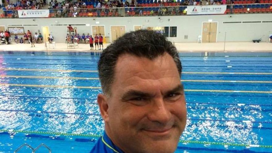 Miguel Ángel López, en una foto publicada en sus redes sociales.