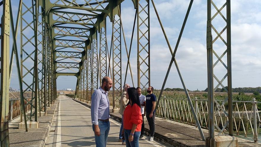 El Pont Alfons XIII està considerat un exemple d'enginyeria civil de principis del segle XX