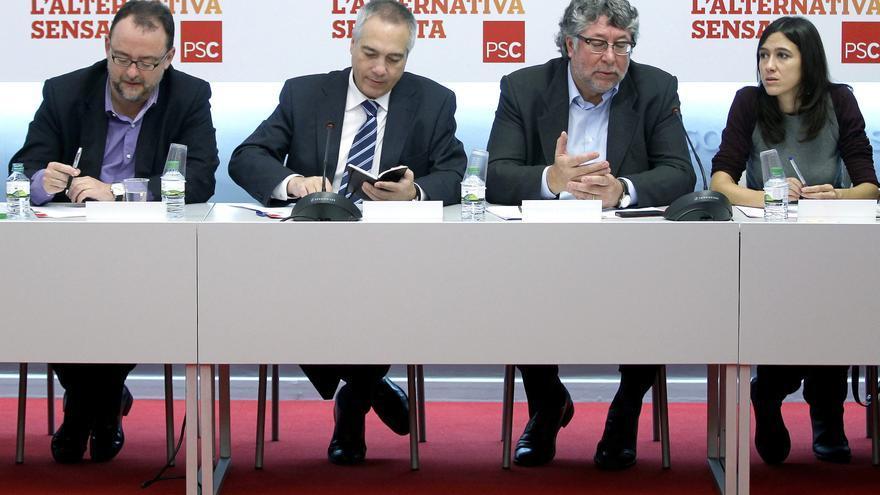 """Navarro afirma que """"Mas no ha conseguido convertir al PSC en un partido residual"""""""