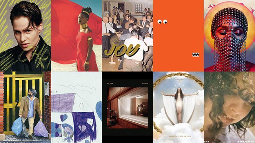 Los 10 discos que definden 2018