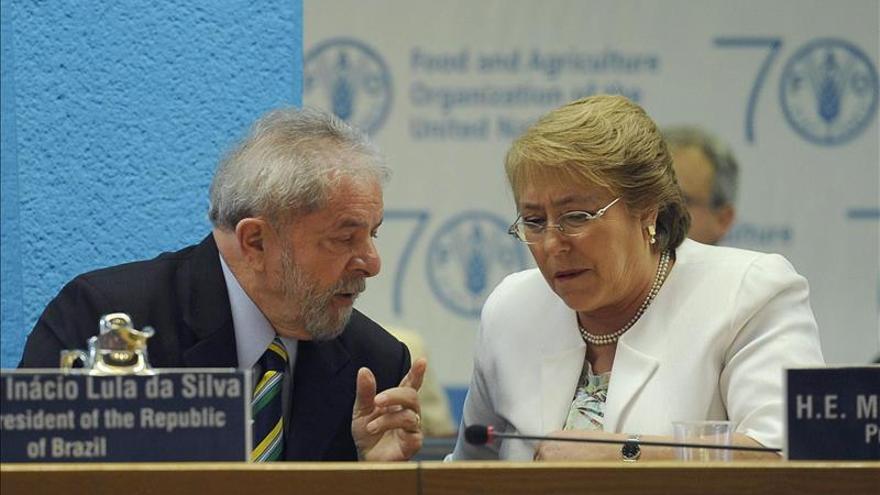 Lula da Silva dice en Roma que Brasil superó el hambre por la política social