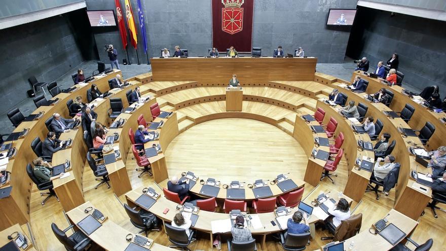 El Parlamento de Navarra aprueba la creación de la comisión de investigación sobre CAN