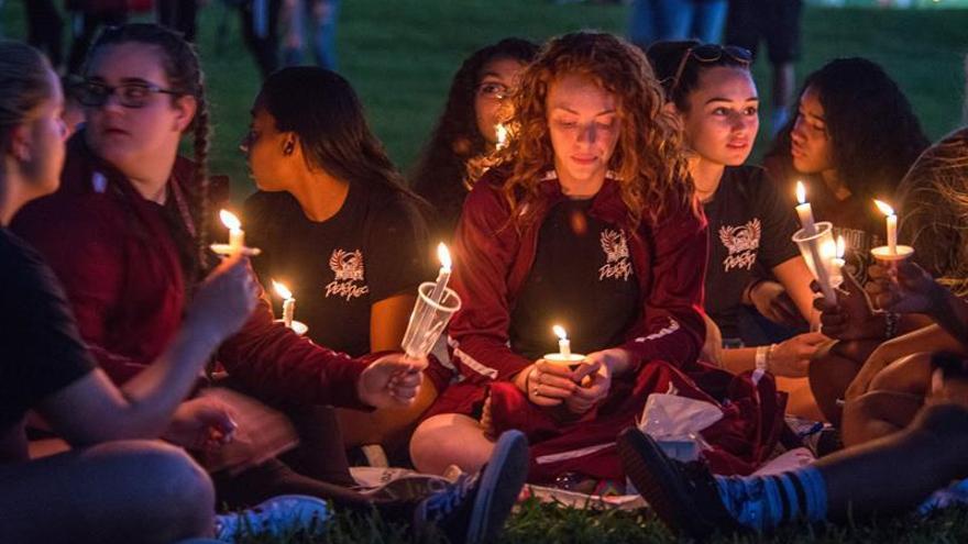 Los jóvenes reclaman un mayor control de armas en EE.UU.