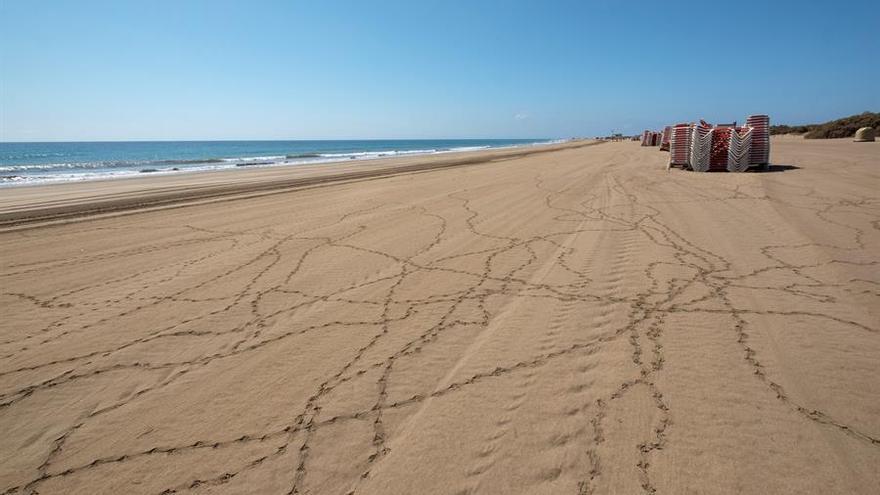Calima, viento y temperaturas sin cambios este jueves en Canarias