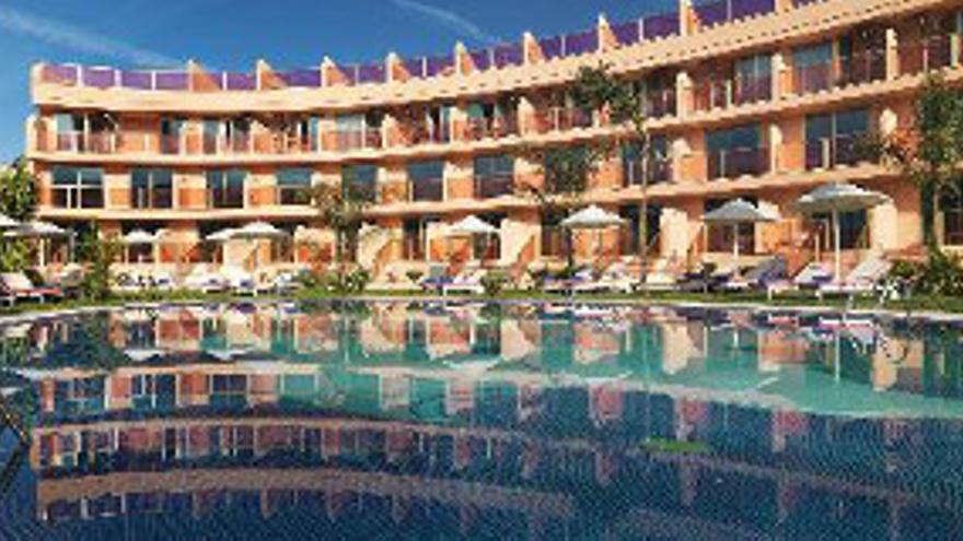 Hotel Sir Anthony de Arona.