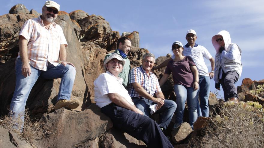Grupo de investigadores.