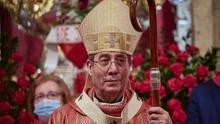 Voluntarios controlarán el acceso a la misa de San Fermín para cumplir con el aforo permitido ante el Covid-19