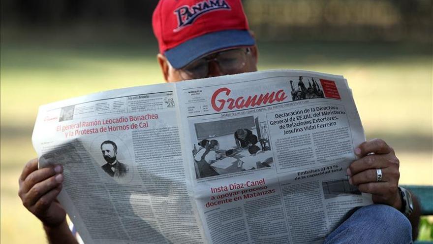 Salir de la lista de patrocinadores del terrorismo no acaba las restricciones a Cuba, según Gramna