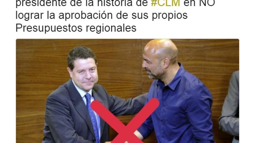 Twitter PP Cuenca #Pageseva