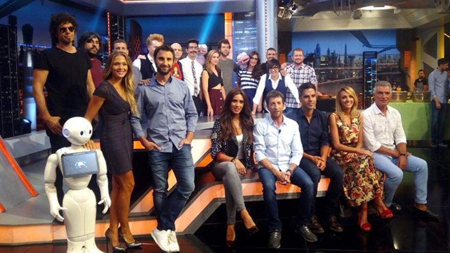 Motos presenta la nueva temporada del 'Hormiguero': 'Pondremos un avión en la Calle Alcalá'