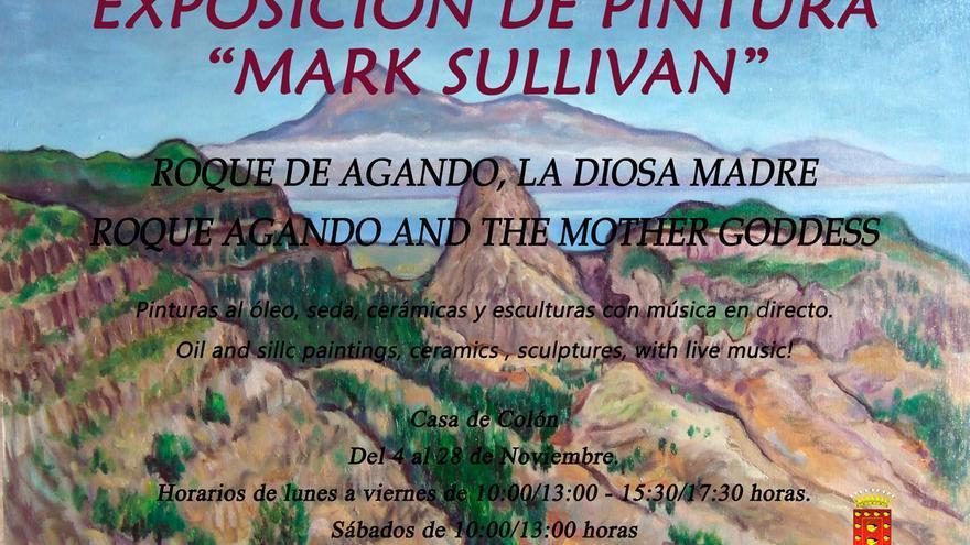 Exposición de Mark Sullivan  en San Sebastián de La Gomera