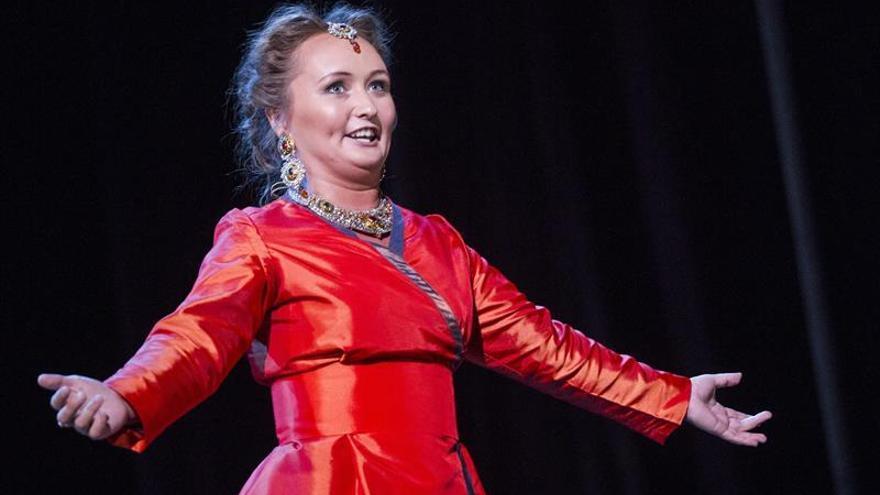 La soprano Julia Lezhneva rinde homenaje a Haendel en el Auditorio Nacional