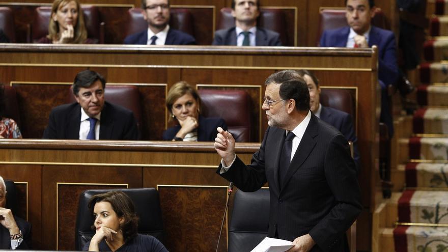 """Rajoy envía un telegrama de felicitación a Trump """"convencido"""" de que """"reforzarán"""" las relaciones entre España y EEUU"""